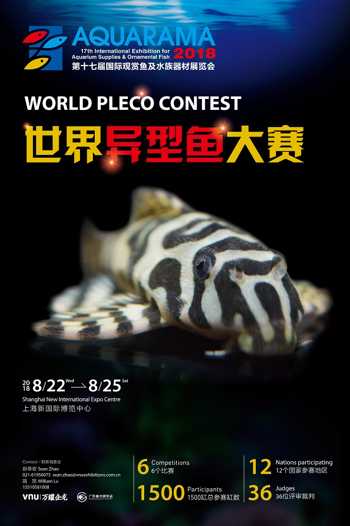 World Pleco contest